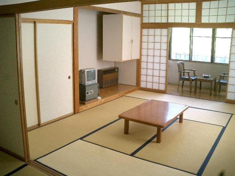 北志賀グランドホテル本館/部屋一例