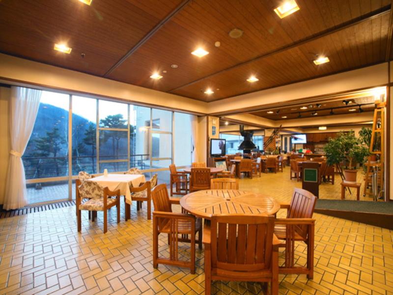 斑尾高原ホテル/ラウンジ