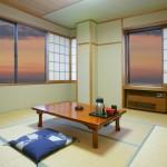 四季の宿山三荘/部屋一例