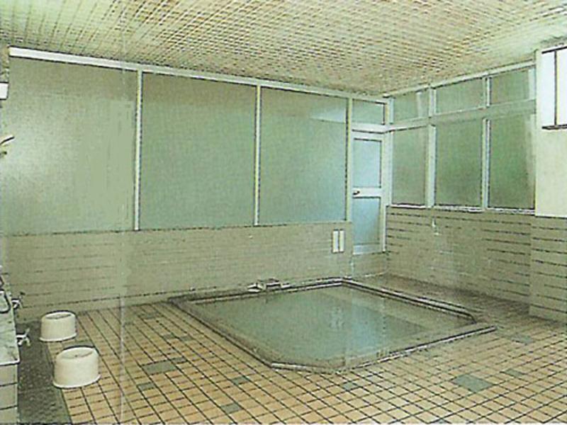 お宿まるとや/大浴場