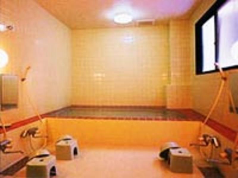 ヴィレッジイン西山/大浴場