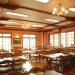 奥信濃の宿宮の脇/食堂