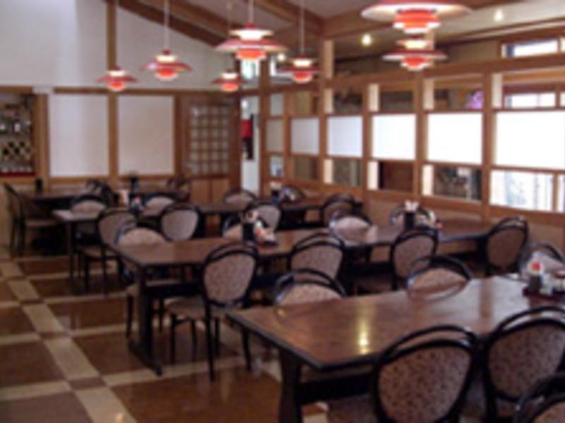 四季の宿山三荘/食堂