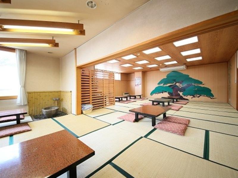ホテル清水/大広間