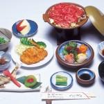 千歳館/食事一例