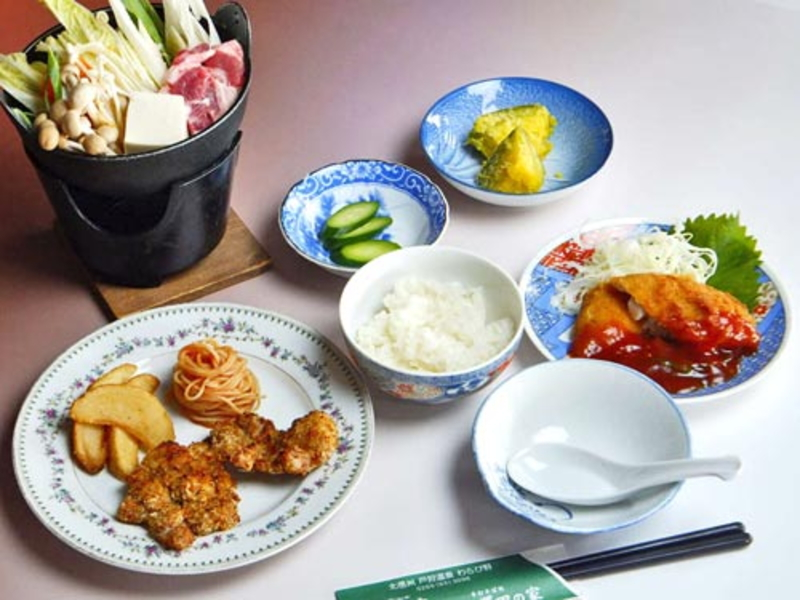 ビレッジヒル壽番館/食事一例
