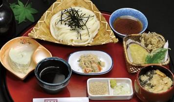 【世界遺産】富岡製糸場と苺狩り&日本三大うどん(水沢うどん)の昼食