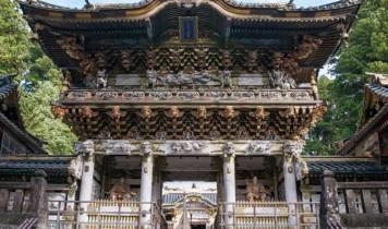 世界遺産日光東照宮~平成の大修理完了の「陽明門」「三猿」「眠り猫」と旬のフルーツ狩り