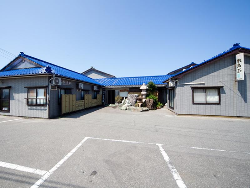 民宿敷島荘/外観