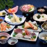 民宿敷島荘/料理一例