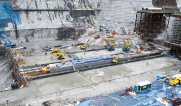 高さ100mに驚愕!完成間近の八ッ場ダム~上から下から工事現場見学~
