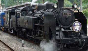 東武鉄道SL「大樹」と世界遺産 日光