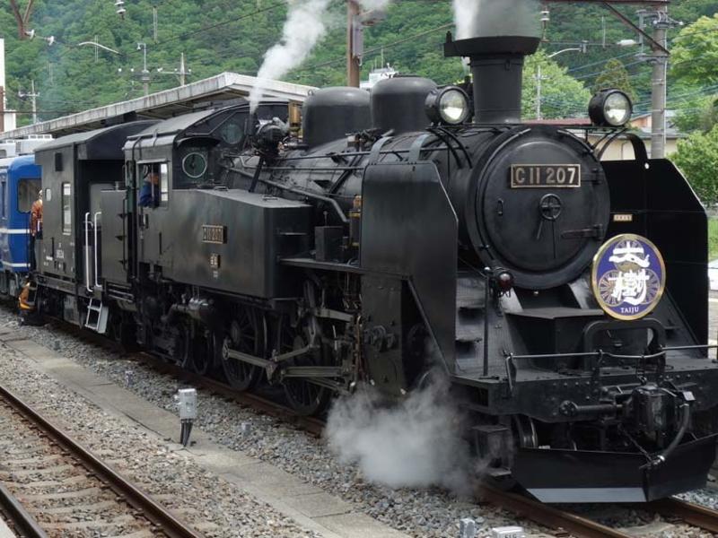 東武鉄道SL大樹