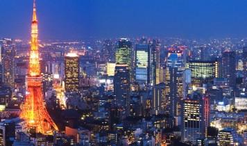 帝国ホテルバイキングと夜景の東京タワー(HT)