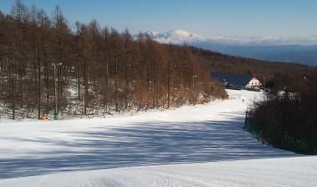 初すべり2018朝発日帰り【小海リエックス・スキーバレー】のスキー・スノボツアー