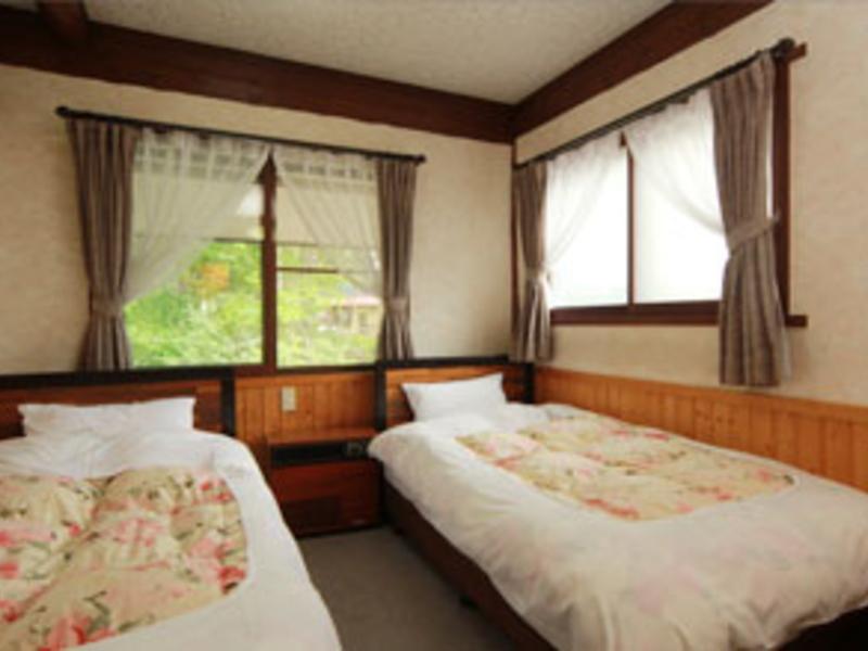 ホテル白馬ブランシェ/部屋一例