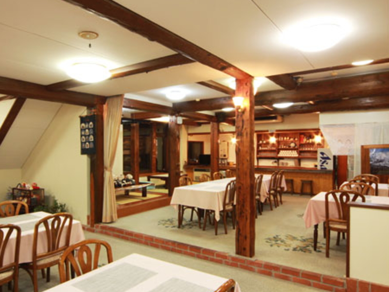ホテル白馬ブランシェ/食堂