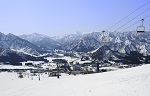 Mt.Naeba(苗場in)