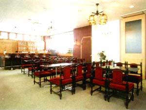 ホテル喫茶室