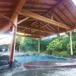 富嶽温泉花の湯 露天風呂