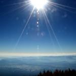 【自由行動】レストハウスの昼食と五合目散策で雲海の絶景