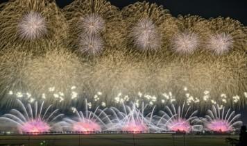 日本最高峰(おおまがり)大曲の花火「第94回大曲全国花火競技大会」(VP)
